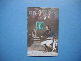 NAPOLEON BONAPARTE  -  Le Sphinx  -  Bonaparte A Conquis L'Egypte  -  Reconstitition Historique  - - Politische Und Militärische Männer