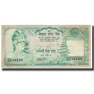 Billet, Népal, 100 Rupees, 1981, KM:34e, TB - Népal