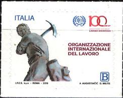 Italia 2019 O.I.L. - 6. 1946-.. Repubblica