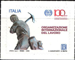 Italia 2019 O.I.L. - 6. 1946-.. Republik
