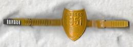 Velonummer Fribourg FR 51 (Original-Rahmennummer) - Plaques D'immatriculation