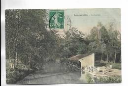 77 -  LONGUEVILLE - Le Lavoir - Carte Colorée Et Toilée - Autres Communes