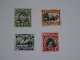 Sevios / Cookeilanden / **, *, (*) Or Used - Cook Islands