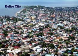 Belize City Aerial View New Postcard - Belize