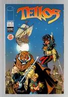 Tellos N°2 Avec Tellos 3 Et 4 De 1999 - Bücher, Zeitschriften, Comics