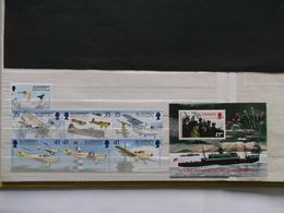 ALDERNAY / AURIGNY   -  N°  82  Au 89    - Année 1995   Neuf XX    ( Voir Photo ) - Alderney