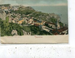 ITALIE Taormina - Andere