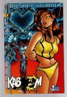 Kaboom N°1 Le Dernier Garçon Sur Terre - Seize Bougies - Oh Les Filles Oh Les Filles De 1998 - Bücher, Zeitschriften, Comics