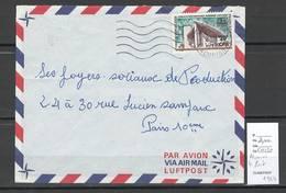 Reunion - Lettre  De LE PORT - 1969 - Covers & Documents