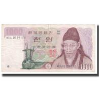 Billet, South Korea, 1000 Won, KM:44, SUP - Korea, Zuid