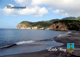 Montserrat Island Little Bay New Postcard - Antillen