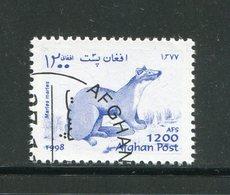 AFGHANISTAN- Timbre De 1998- Oblitéré - Afghanistan
