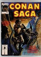 Conan Saga Volume 1 N°68 Bride Of The Conqueror - The Shadow In The Tomb - Cimmerian Postcripts De 1992 - Livres, BD, Revues