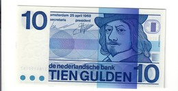 Olanda 10 Gulden 1968 Fds Unc Lotto 2553 - [2] 1815-… : Koninkrijk Der Verenigde Nederlanden