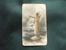 SANTINO HOLY PICTURE IMAGE SAINTE GESU' FIDES 74 - Religione & Esoterismo