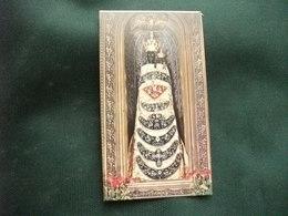 SANTINO HOLY PICTURE IMAGE SAINTE PREGHIERA ALLA VERGINE LAURETANA - Religione & Esoterismo
