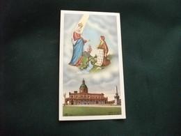 SANTINO HOLY PICTURE IMAGE SAINTE PREGHIERA ALL'ANNO MARIANO - Religione & Esoterismo
