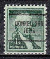 USA Precancel Vorausentwertung Preo, Locals Iowa, Donnelson 704 - Vereinigte Staaten