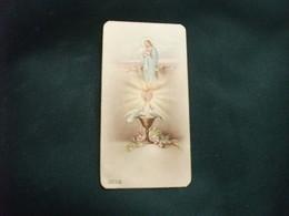 SANTINO HOLY PICTURE IMAGE SAINTE ORDINAZIONE SACERDOZIO - Religione & Esoterismo