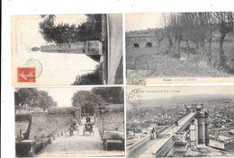 11173 - Lot De 1000 CPA/CPSM/CPM Divers FRANCE, - 500 Postkaarten Min.