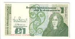 Irlanda Ireland 1 Pound 1989 Sup/q.fds LOTTO 2555 - Ireland