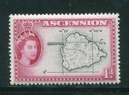 ASCENSION- Y&T N°64- Neuf Avec Charnière * - Ascension (Ile De L')