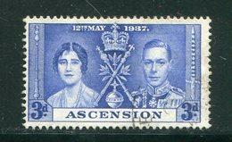 ASCENSION- Y&T N°37- Oblitéré - Ascension (Ile De L')
