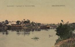 Manaos - Igarapé Da Cachoeirinha - Manaus