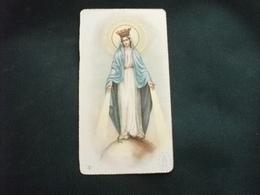 SANTINO HOLY PICTURE IMAGE SAINTE MARIA SS. 40 - Religione & Esoterismo