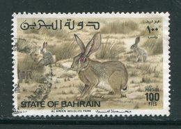 BAHRAIN- Y&T N°319- Oblitéré (lièvres) - Bahreïn (1965-...)