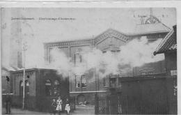 Jumet Gohissart Charbonnage D'amercoeur Top Carte - Charleroi