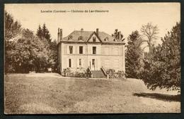 87 Haute-Vienne Rempnat Chateau De Lavilleneuve Rattaché à Lacelle Corrèze Sur La CPA ? - France