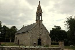 Concarneau (29)- Chapelle Saint-Fiacre Du Cabellou (Edition à Tirage Limité) - Concarneau