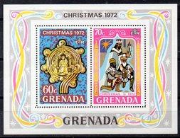 GRENADE  Timbres Neufs ** De 1972   ( Ref 6495 )   NOEL - Grenada (1974-...)
