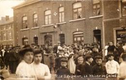 Belgique - Charleroi - Marcinelle - Carte-Photo - Rue De Beaumont - La Maison Du Crime - Charleroi