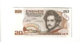 Austria 20 SCHILLING 1986 Sup  Lotto 2558 - Austria