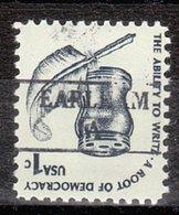 USA Precancel Vorausentwertung Preo, Locals Iowa, Earlham 882 - Vereinigte Staaten