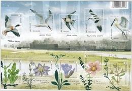 Blok 238** Het Nieuwe Zwin /Le Nouveau Zwin 4601/10** - Blocks & Sheetlets 1962-....