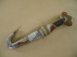 Dague Couteau Oriental - Armes Blanches