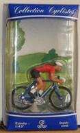 Norev 1/43° Tour De France Cycliste Maillot Rouge Neuf En Boite - Figurines