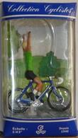 Norev 1/43° Tour De France Cycliste Maillot Vert Neuf En Boite - Figurines