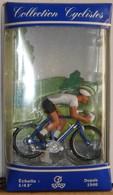 Norev 1/43° Tour De France Cycliste Maillot Blanc Neuf En Boite - Figurines
