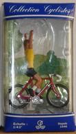 Norev 1/43° Tour De France Cycliste Maillot Jaune Neuf En Boite - Figurines