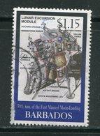 BARBADES- Y&T N°1004- Oblitéré - Barbades (1966-...)