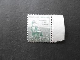 France N° 149 Bdf Neuf ** TB - France
