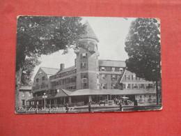 The Inn  Woodstock  Vermont >>    -ref 3411 - United States