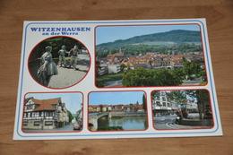 10157     WITZENHAUSEN AN DER WERRA - Witzenhausen