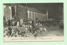 LILLE - 1ère Exposition Internationale De LILLE 1920 Représentation D'Oedipe Roi Par La Troupe Gémier - Lille