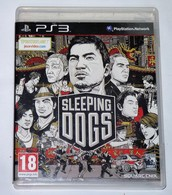 JEU PS3 SLEEPING DOGS COMPLET / FONCTIONNE / FRANCE PAL - Sony PlayStation
