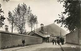 - Ref- B856- Pas De Calais - Calonne Ricouart - La Mine - Puits - Terril - Mines - Mineurs - Carte Bon Etat - - France
